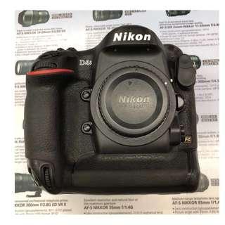 Nikon D4s (Body Only)