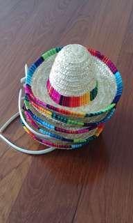 Mini- Sombreros