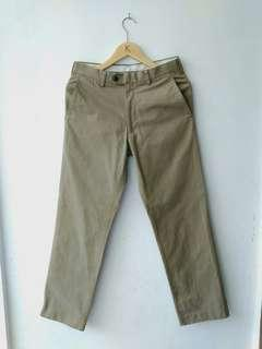 Uniqlo longpants brown