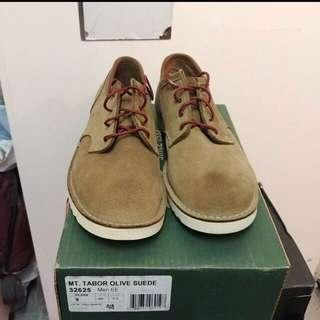 Danner Suede shoes made in usa vintage red wing
