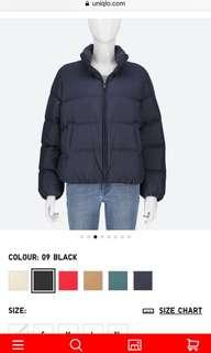 Uniqlo ULD Volume Jacket