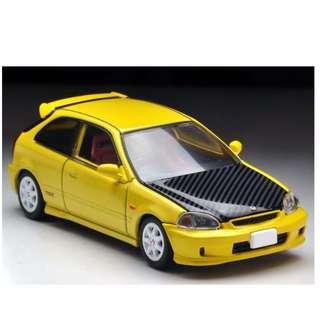 TOMYTEC Tomica Limited Vintage NEO Honda Civic Type R