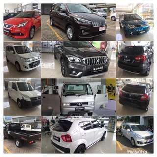 Promo Suzuki Harga Termurah
