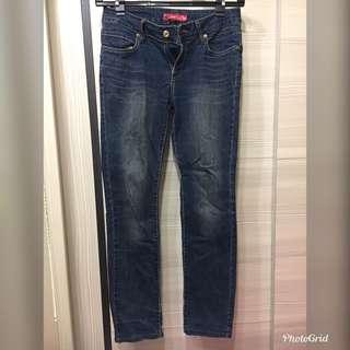 🚚 Scockcon牛仔褲(L)