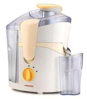 New Pensonic juice extractor