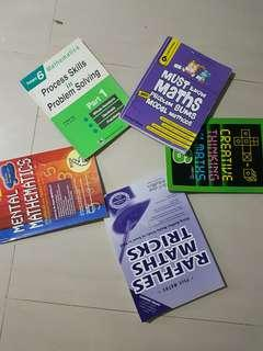 Psle books for sale