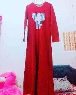 Gamis #dauky #rabbani #elzatta