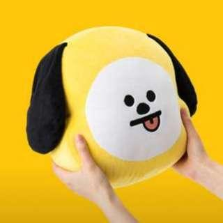 BT21 30CM FACE CUSHION
