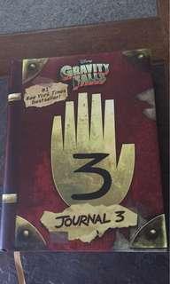 Disney Gravity Falls, Journal 3