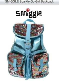 Smiggle Back Pack Original