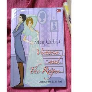 Novel Meg Cabot Victoria and The Rogue