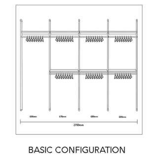 🚚 9FT(BASIC) -POLE SYSTEM KOREA CONCEPT