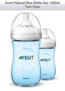 Avent Natural twin pack
