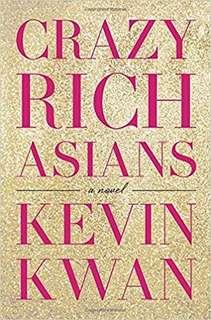 Ebook English Crazy Rich Asians by Kevin Kwan