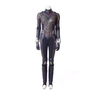 2018 the Wasp New Costume!