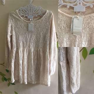 Soft Lace Dress