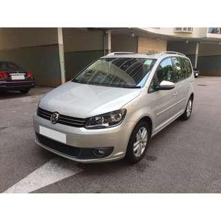 VOLKSWAGEN TOURAN 1.4 TSI 170PS 2014