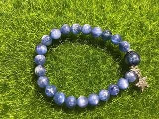 🚚 藍晶石手串