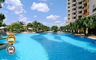 Malacca: 2D1N Stay in Deluxe Room at Equatorial Hotel Melaka with Return Coach for 1 Person (Fri – Sat)