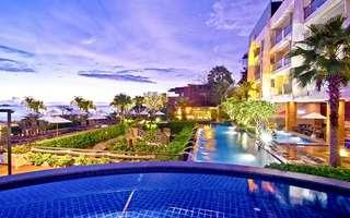 Phuket: 4D3N Stay at Sea Sun Sand Resort and Spa + Scoot Return Flights + City Tour for 1 Person