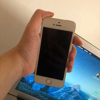 iPhone 5S 16GB (nego)