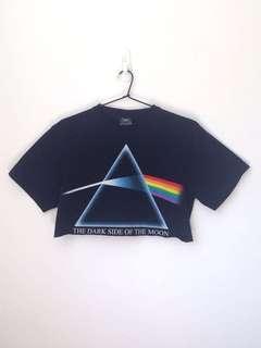 Pink Floyd Cropped Tee