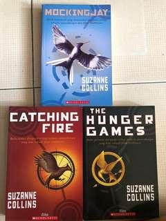 Hunger Games Trilogy (Malay)