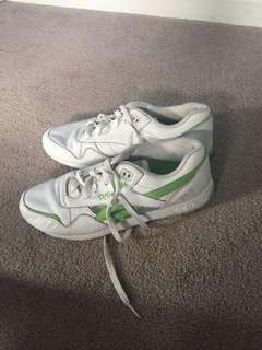 Reebok shoes barley worn