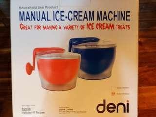 雪糕機 icecream machine