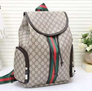 Men's Gucci backpack bag