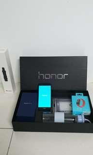 Honor 8 Pro & Smart Band A2