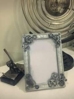 Steampunk Photo Frame