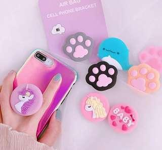 3D cartoon popsocket