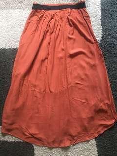 H&M Skirt Size US 6