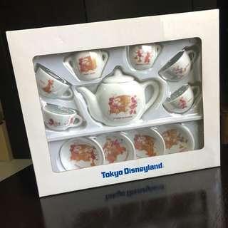 Disneyland Tokyo Mini Tea Set