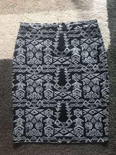 Forever 21 Pencil Skirt Medium