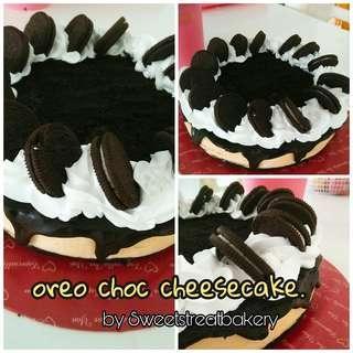 Oreo choc.cheesecake