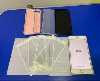 iPhone 8 Plus 64Gb (Gold) #保養至年底 #機頂少花