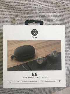 B&O wireless earphones E8