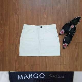 Mango Mini Skirt