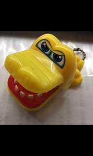 🚚 鱷魚玩具(可當鑰匙圈)