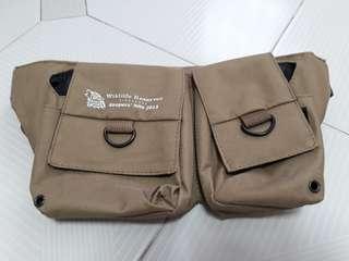 Wildlife Reserves Brown Sling Bag #Under9