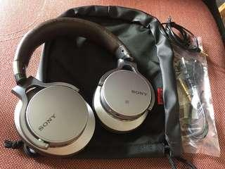 MDR 1abt Hi-Res 無線藍芽耳機