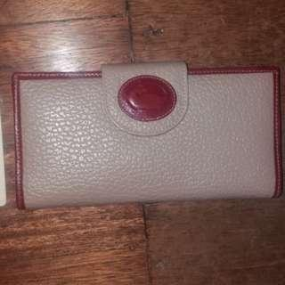 Like new Original DB Dooney and bourke leather wallet