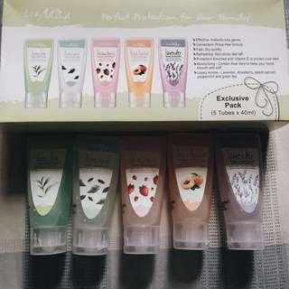 Hand sanitizer (exclusive pack)