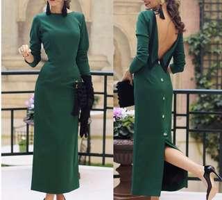 Premium Long Dress