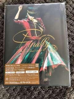 安室奈美惠 Finally Final Tour 2018 初回限定盤 名古屋 藍光 Blu-ray