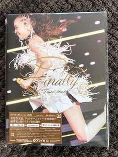 安室奈美惠 2018 Finally Final Tour 初回限定盤 大阪 藍光 Blu-ray