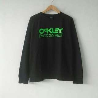 OAKLEY Crewneck Logo Original