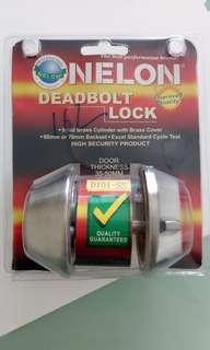 Brand new deadbolt door lock